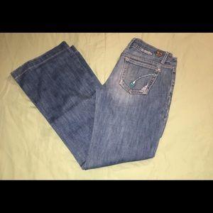 Joe's Vintage Series Boot Cut Jeans Sz 27 (31x 30)